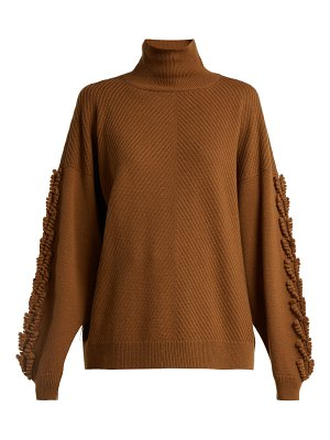 Barrie Timeless roll-neck cashmere sweater