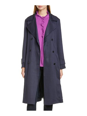 ba&sh zurich trench coat