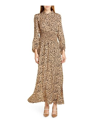 Baum Und Pferdgarten amber long sleeve midi dress