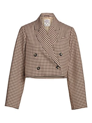 Baum Und Pferdgarten it takes a family bianka cropped blazer