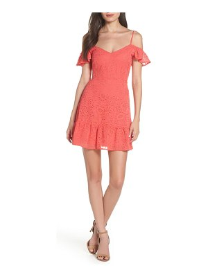 BB Dakota drunk in love eyelet dress