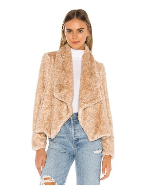 BB Dakota jack by  all fur you faux fur jacket
