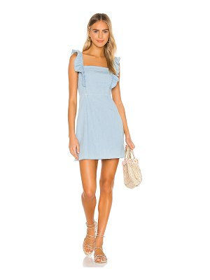BB Dakota jack by  chambray all day dress