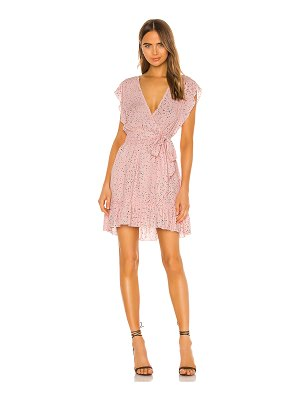 BB Dakota jack by  funfetti wrap dress