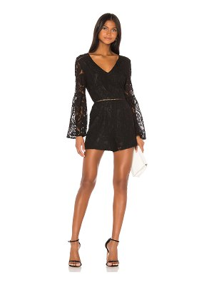 BB Dakota jack by  know your lace romper