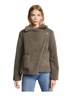 BB Dakota jack by  speak now sherpa jacket