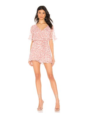 BB Dakota picking roses romper