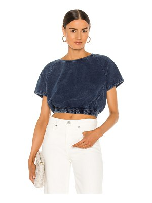 BB Dakota by Steve Madden wash this space top