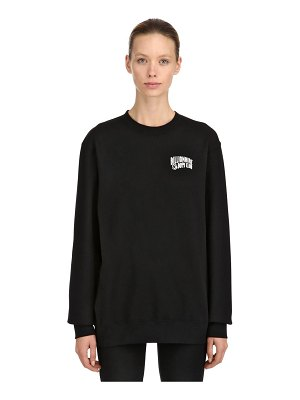 BBC-BILLIONAIRE BOYS CLUB Logo detail cotton sweatshirt
