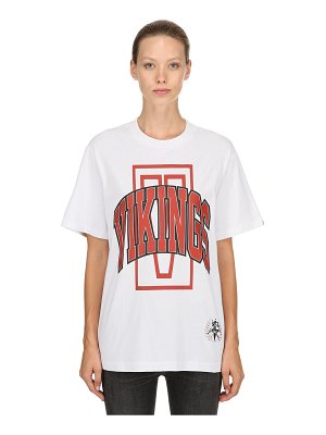BBC-BILLIONAIRE BOYS CLUB Vikings cotton jersey t-shirt