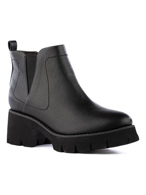 BC Footwear fight for your right vegan leather bootie