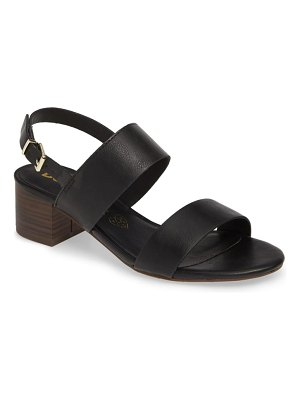 BC Footwear gardenia vegan leather sandal
