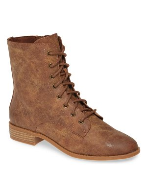BC Footwear girl power lace-up boot