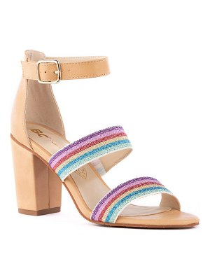 BC Footwear justified ankle strap sandal