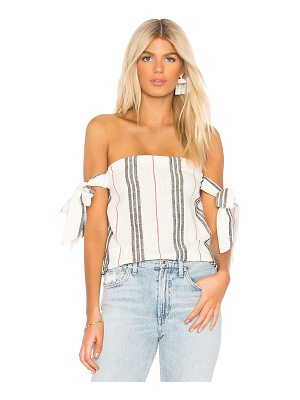 BCBGeneration Cami Tie Sleeve Tube Top