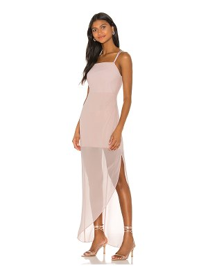 BCBGeneration evening strappy dress