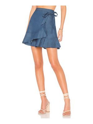 BCBGeneration Flirty Wrap Skirt