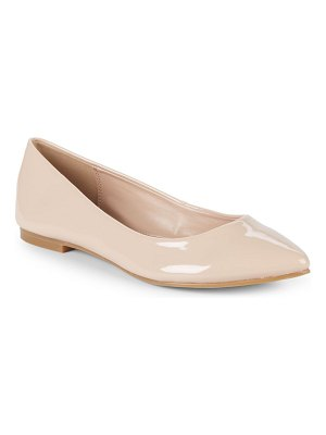 BCBGeneration Millie Smooth Patent Ballet Flats