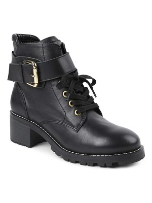 BCBGeneration nubi combat boot