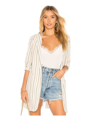 BCBGeneration Stripe Blazer