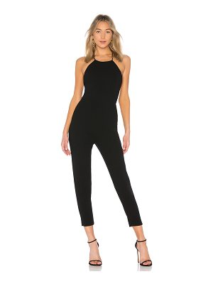 BCBGeneration Tapered Jumpsuit In Black