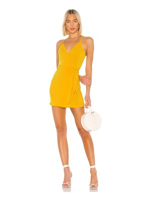 BCBGeneration wrap front dress
