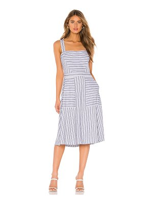 BCBGMAXAZRIA fit flare dress