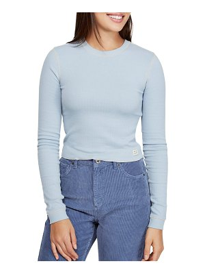 BDG urban outfitters contrast stitch tee