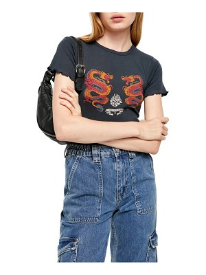 BDG urban outfitters dragon graphic tee