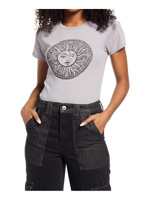 BDG Urban Outfitters greater days baby graphic tee