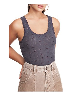 BDG urban outfitters lace trim tank