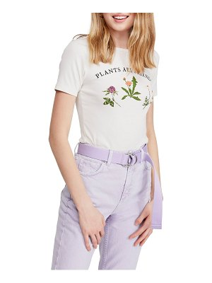 BDG urban outfitters plants are friends graphic baby tee