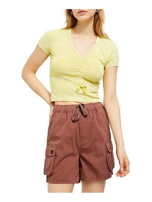 BDG Urban Outfitters raff shorts