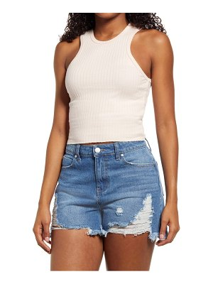 BDG Urban Outfitters ribbed racerback tank