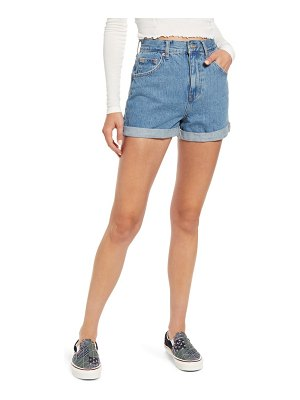 BDG Urban Outfitters roll hem mom shorts