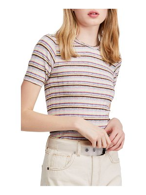 BDG urban outfitters stripe baby tee