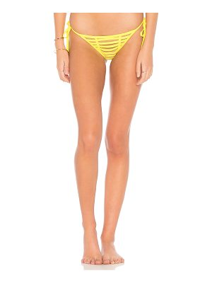 Beach Bunny Hard Summer Skimpy Tie Side Bottom