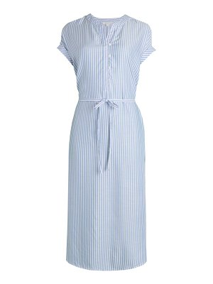 Beach Lunch Lounge Jasmeen Stripe Midi Shirtdress