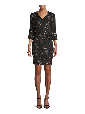 Beach Lunch Lounge Riley Floral Dress