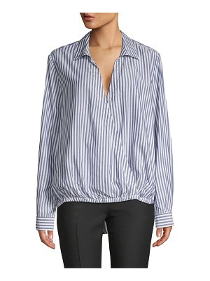 Beach Lunch Lounge Surplus Striped Top