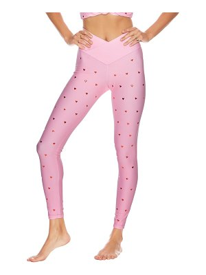 Beach Riot dotty leggings