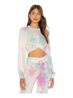 Beach Riot marley crop top