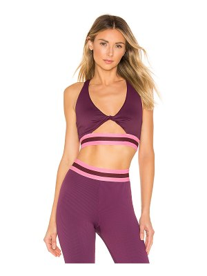 Beach Riot Twist Sports Bra