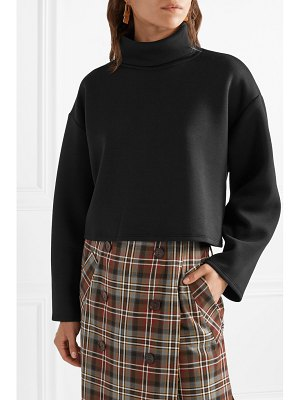 Beaufille cura stretch-jersey turtleneck top