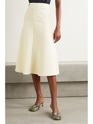 Beaufille curie jersey midi skirt