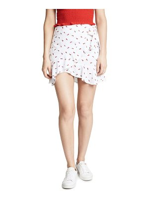 Bec & Bridge cherry pie skirt