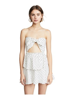 Bec & Bridge petit miam tie dress