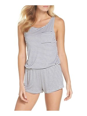 Becca sand & surf cover-up romper