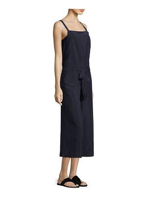 Becken pintuck panel jumpsuit