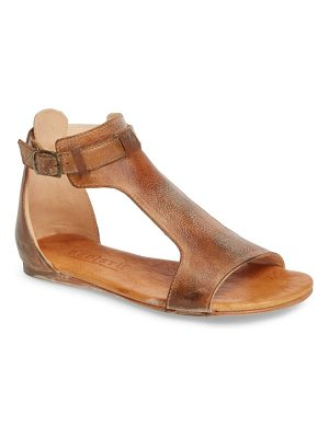 Bed Stu sable sandal